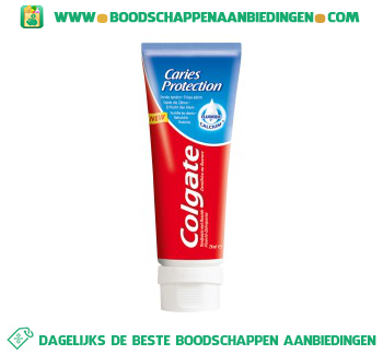 Colgate Tandpasta cariës protection aanbieding