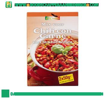 Mix voor chili con carne aanbieding