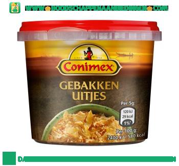 Conimex Bakje gebakken uitjes aanbieding