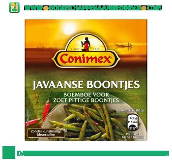 Conimex Boemboe javaanse boontjes aanbieding