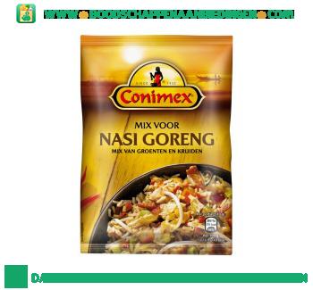 Mix nasi goreng aanbieding