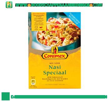 Mix nasi speciaal aanbieding