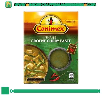 Conimex Thaise groene curry aanbieding