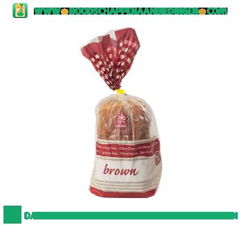 Consenza Bruin brood glutenvrij aanbieding