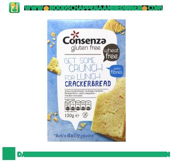 Consenza Luchtige crackers aanbieding