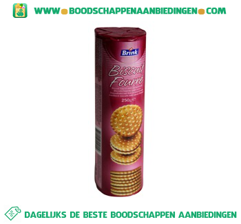 Continental Bakeries Biscuits fourre choco aanbieding