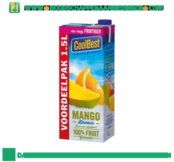 Coolbest Mango dream voordeelpak aanbieding