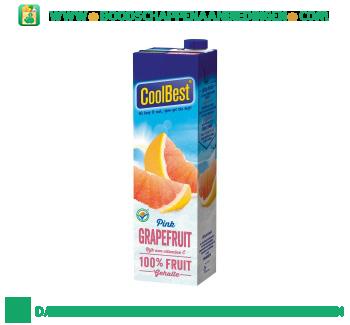 Coolbest Pink grapefruit aanbieding