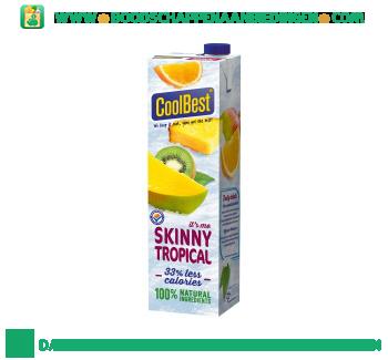 Coolbest Skinny tropical aanbieding