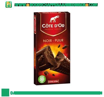 Côte d'Or Chocoladereep puur aanbieding