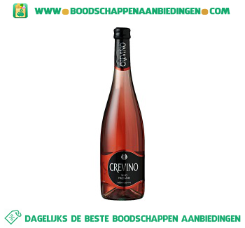 Crevino Mellow rosé aanbieding