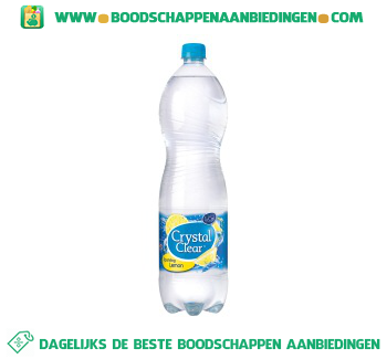 Crystal Clear Lemon aanbieding