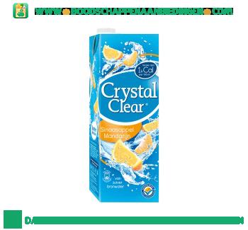 Crystal Clear Sinaasappel & mandarijn aanbieding