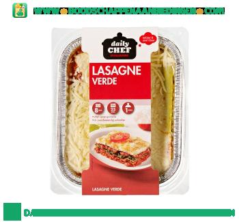 Daily Chef Lasagne verde aanbieding
