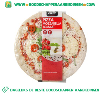 Daily Chef Pizza mozzarella aanbieding