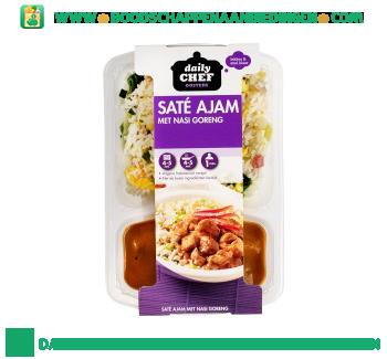 Daily Chef Saté ajam met nasi goreng aanbieding