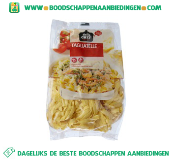 Daily Chef Tagliatelle naturel aanbieding