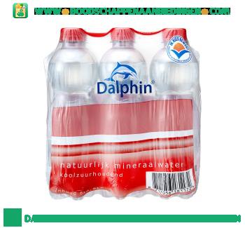 Dalphin Water met koolzuur 6-pak aanbieding