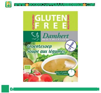 Damhert Biologische glutenvrije groentesoep aanbieding