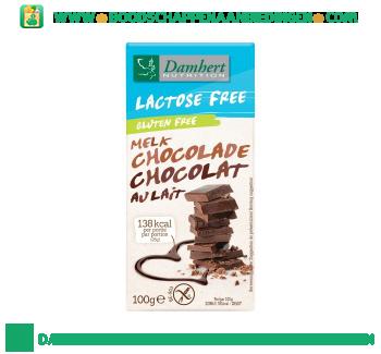 Damhert Chocolade reep melk aanbieding
