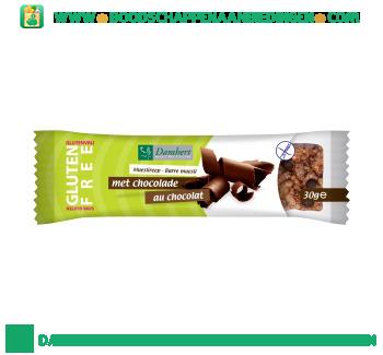 Damhert Glutenvrije mueslireep chocolade aanbieding