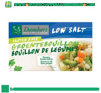 Damhert Groentebouillon natriumarm aanbieding