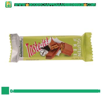 Damhert Tast-it chocolade snack aanbieding