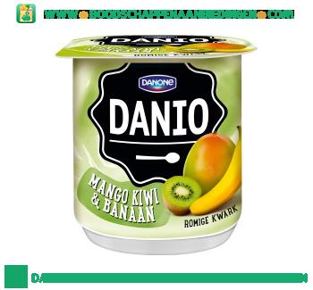 Danio Romige kwark mango kiwi banaan aanbieding