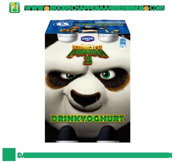 Danone Drinkyoghurt kungfu panda aanbieding