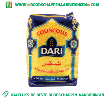 Dari Couscous medium aanbieding