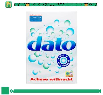 Dato Waspoeder wit aanbieding