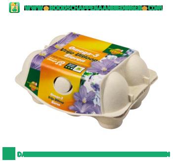 De Boed Omega 3 vrije uitloop eieren aanbieding