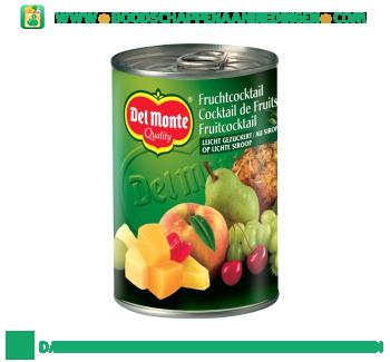 Del Monte Fruitcocktail op siroop aanbieding