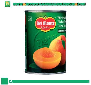 Del Monte Halve perziken op siroop aanbieding