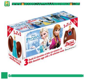 Disney Princes chocolade verrassingsei aanbieding