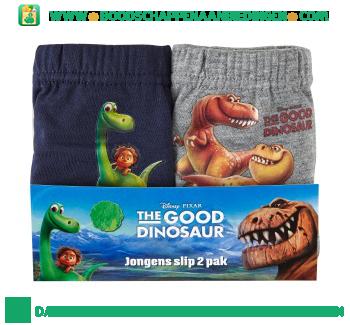 Disney Slips The Good Dinosaur maat 104/110 pak 2 stuks aanbieding