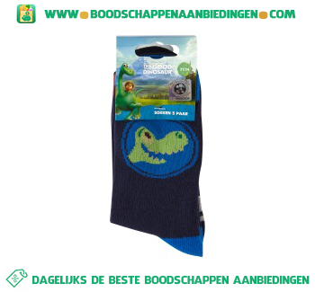 Disney Sokken The Good Dinosaur maat 31/34 aanbieding