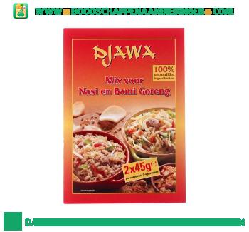 Djawa Mix voor nasi/bami aanbieding