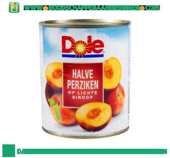 Dole Halve perziken op lichte siroop aanbieding