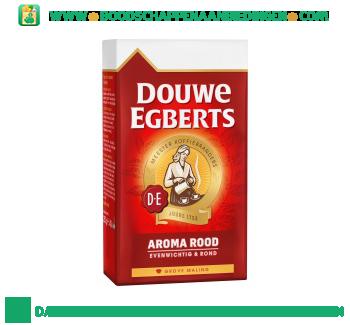 Douwe Egberts Aroma rood grof aanbieding