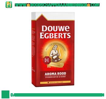 Douwe Egberts Aroma rood grove maling aanbieding