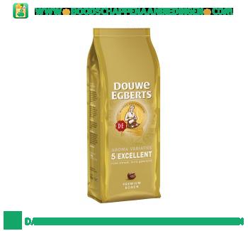 Douwe Egberts Aroma variaties excellent koffiebonen aanbieding