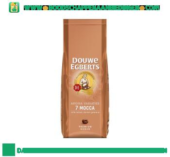 Douwe Egberts Aroma variaties mocca koffiebonen aanbieding