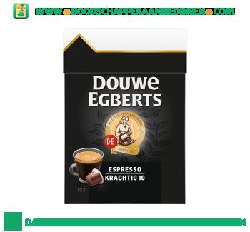 Douwe Egberts Espresso krachtig capsules aanbieding