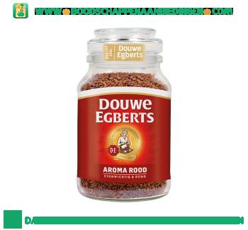 Douwe Egberts Oploskoffie aroma rood aanbieding