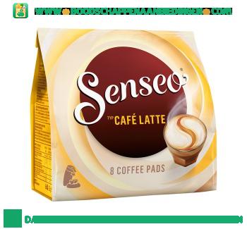 Douwe Egberts Senseo cafe latte aanbieding