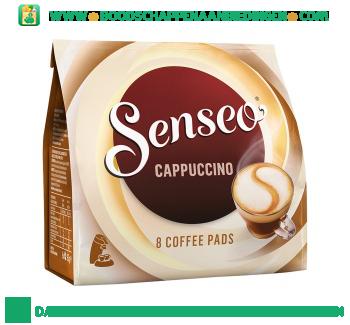 Douwe Egberts Senseo cappuccino aanbieding