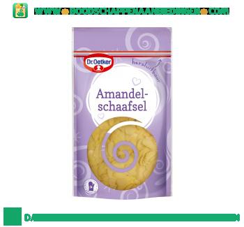 Dr. Oetker Amandelschaafsel aanbieding