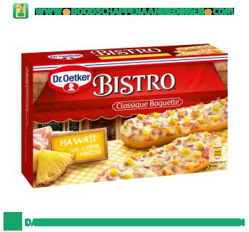 Dr. Oetker Bistro baguette hawaii aanbieding