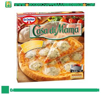 Casa di mama pizza quattro formaggi aanbieding
